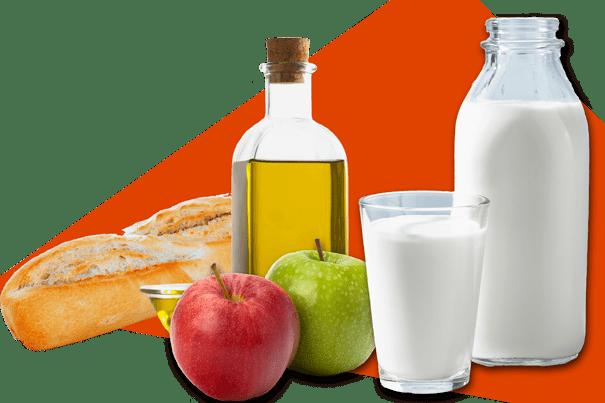 Desayunos Ecológicos, Desayunos Saludables